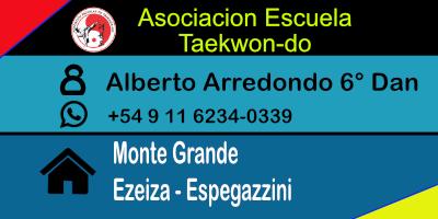 Taekwon-do Monte Grande